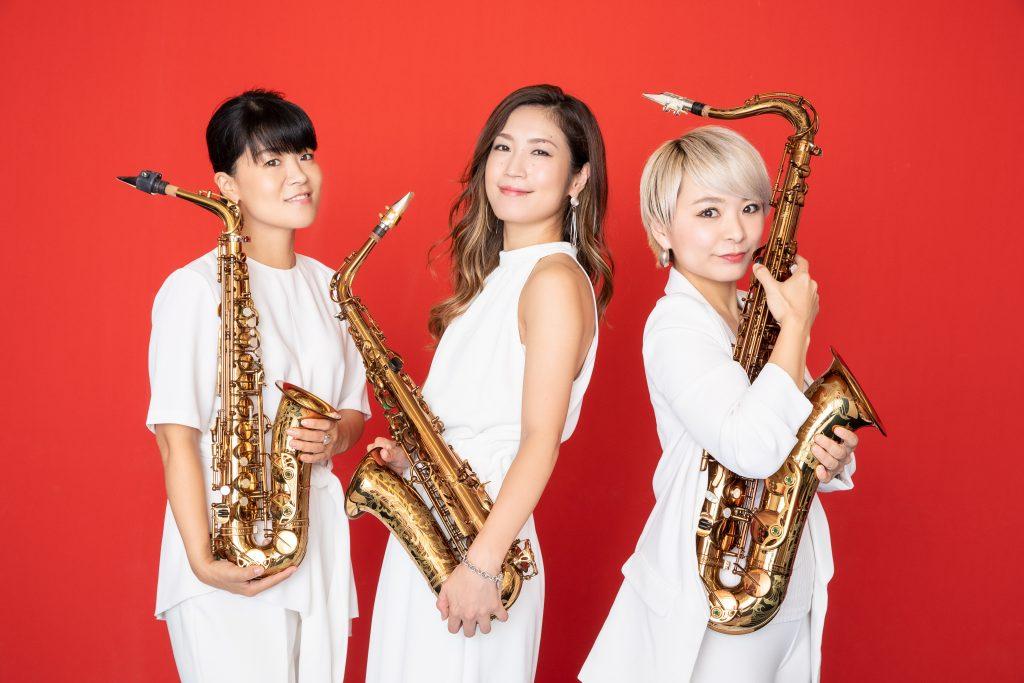 sax triplets カバー作品集第2弾『LOVE J-POP COVERS』