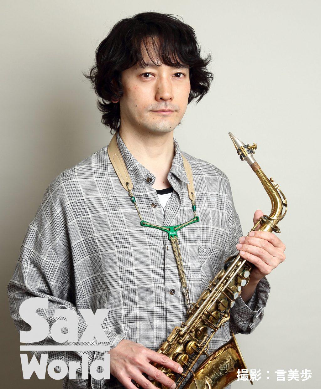 Sunaga t Experience、BLU-SWING作品への参加でも話題のサックス奏者 ...